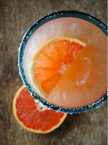 Holiday beverages containing grapefruit can also be a problem. Image sourced: Sweet Life